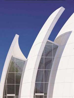 Architetture del sacro di annachiara cimoli su art 39 e for Richard meier opere