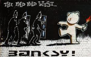 Banksy Di Valentina Tovaglia Su D Ars