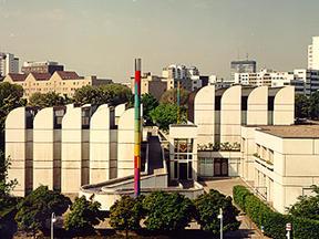 Bauhaus Wall Painting Workshop