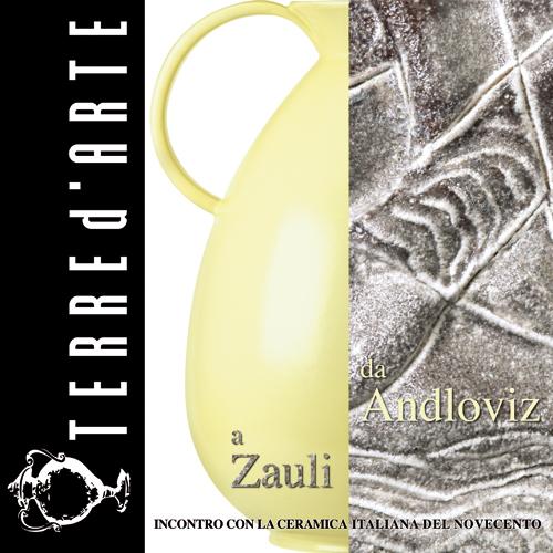 Da andlovitz a zauli galleria terre d 39 arte torino for Cascella arredamenti torino