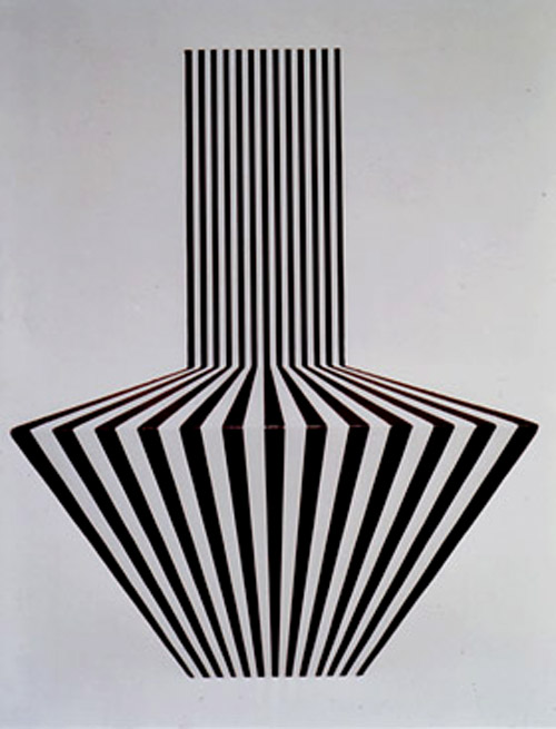 Extrêmement Marcello Morandini Museo Civico d'Arte Moderna e Contemporanea Varese LT14