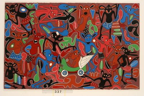 Modern African Artists