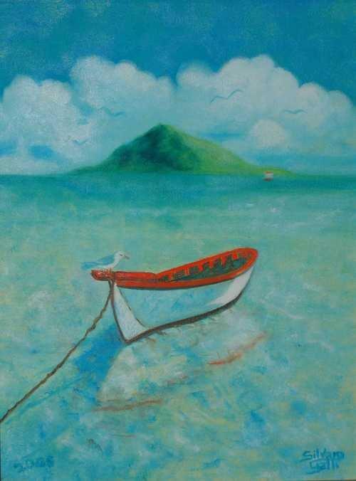 Raffiguranti paesaggi marini antiquariato e dipinti see it for Paesaggi marini dipinti