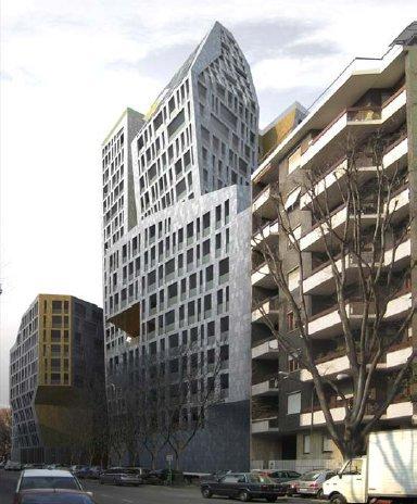 Nuove verticali a milano spazio fmg per l 39 architettura milano for Architettura e design milano