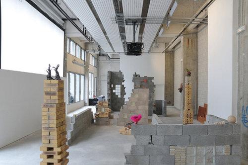 Sarah tritz betonsalon paris for Beton salon