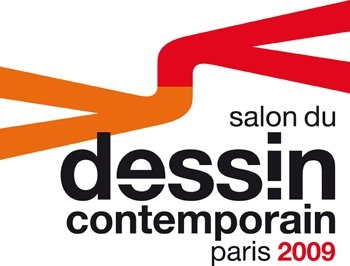 salon du dessin contemporain 2009. Black Bedroom Furniture Sets. Home Design Ideas