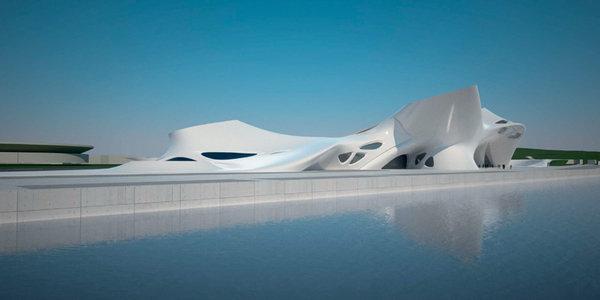 Zaha hadid palazzo della ragione padova - Hadid architetto ...