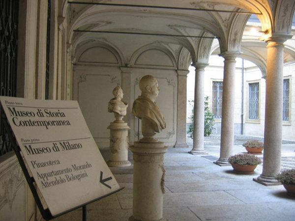 Riapre palazzo morando palazzo morando costume moda for Palazzo morando