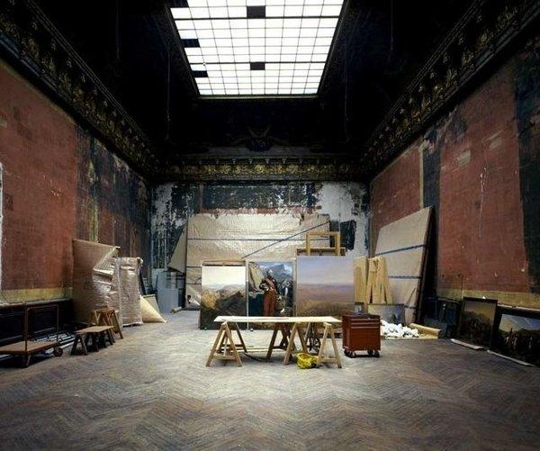 Massimo listri camera16 contemporary art milano for Interni ville antiche