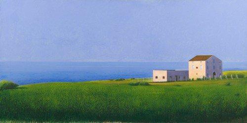 Giuseppe de vincenti i monaci sotto le stelle ristorante for Hopper finestra sul mare