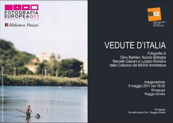 Vedute d 39 italia for Biblioteca maxxi