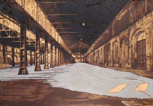 Andrea g marte dieffe arte contemporanea torino for Torino contemporanea