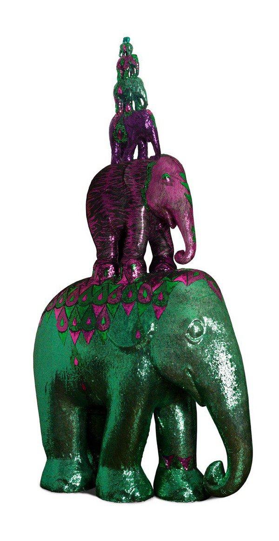 Elephant parade diverse sedi milano for Design parade milano