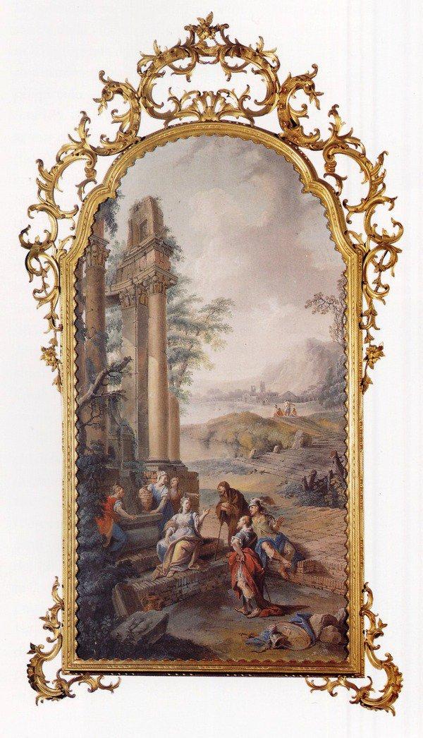 I mercoledi 39 del settecento palazzo fava bologna for Le stanze di sara bologna