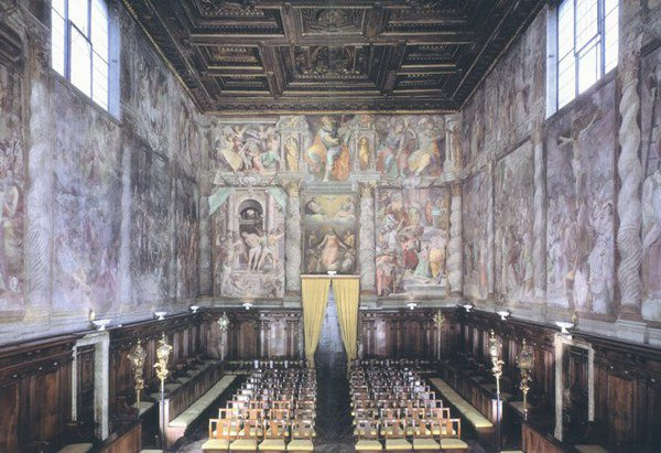 Concerti dell 39 oratorio del gonfalone palazzetto del gonfalone roma - Gonfalone mobili roma ...