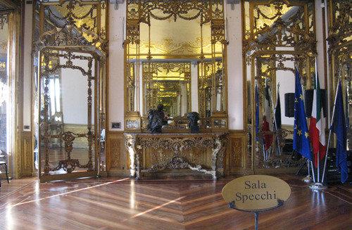 Palazzo bocconi for Sede bocconi milano