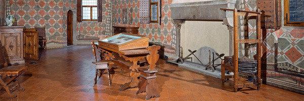 Ciclo di conferenze museo di palazzo davanzati firenze for Antica finestra a tre aperture