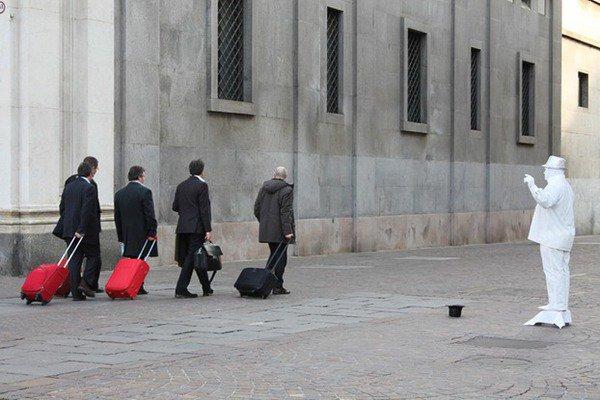 Torino la citta 39 dai mille volti la feltrinelli porta - Libreria feltrinelli porta nuova torino ...