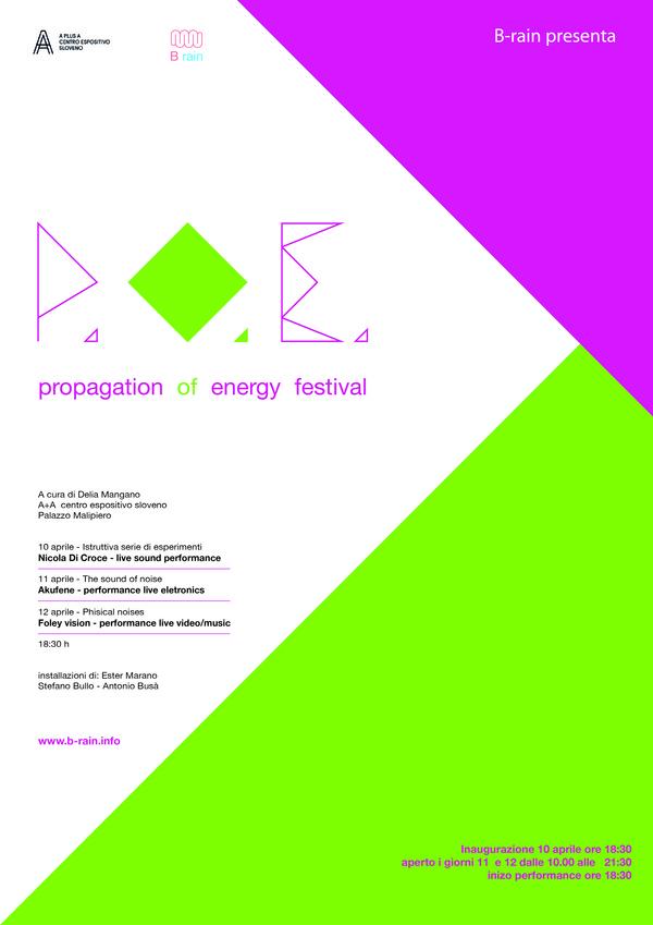 outlet in vendita miglior prezzo per ultime versioni Propagation of Energy Palazzo Malipiero Venezia