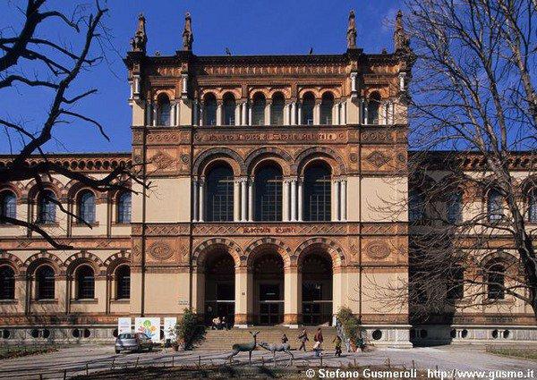 Ufficio Stampa Architettura Milano : Un architettura della milano belle epoque museo civico di storia