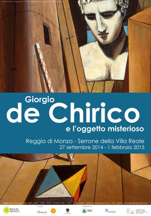 Giorgio de Chirico Serrone della Villa Reale Monza (MB)