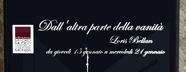 Loris Bellan Casa della luna rossa Monza