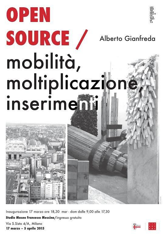Alberto gianfreda museo studio francesco messina milano for Ufficio decoro urbano messina