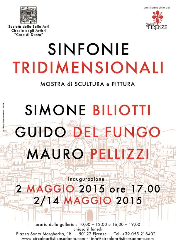 Sinfonie tridimensionali societa 39 delle belle arti for Piani di casa tridimensionali